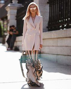 Piękna Maffashion, cudo! #highfashion #fashion #maffashion #pink is the new black!