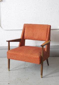 Mid Century Lounge Chair $295 - Chicago http://furnishly.com/catalog/product/view/id/5046/s/mid-century-lounge-chair/