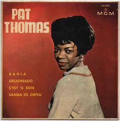 Pat Thomas (5) - Bahia / Desafinado / C'Est Si Bon / Samba De Orfeu (Vinyl) at Discogs