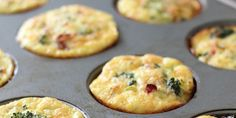just made this. delicious!  used veggie sausage. Gluten-Free Grab and Go: Turkey, Broccoli, and Egg Muffins.
