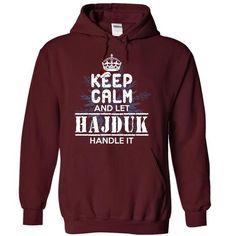 I Love A5190 HAJDUK    - Special for Christmas - NARI Shirts & Tees