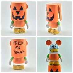 Pumpkin Donald