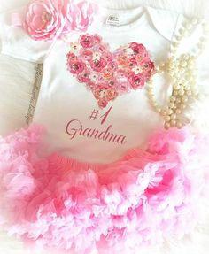 #1 Grandma Onesie/Shirt