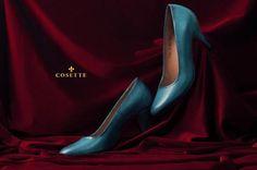 #shoes #shoesmaker #fashion #cosette #giay Giày FGL 1134 Green – Nhãn hiệu thời trang Cosette