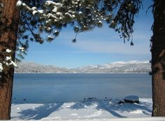 McCall, ID : Payette Lake from Rotary Park