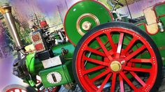 DAMPFTRAKTOR KOMMT ZUM SCHUTZENGEL-KIRTAG - SCHAUSCHMIEDEN - 7. u. 8. Ok... Austria, Monster Trucks, Film, Vehicles, Car, Home Crafts, Guardian Angels, Tractor, Oktoberfest