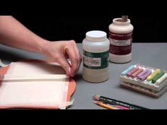 This video explains a new approach to using underglaze chalks and pencils. This new method allows for the user to erase and smudge the surface without damaging the glaze below. BEST OF ALL, you don't have to put a clear coat on the final drawing! If you want to learn more about this project, or you are interested in purchasing the materials n...