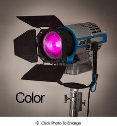 Arri L7-C LED Fresnel - Color (Stand Model) 553500C