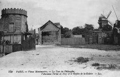 Le maquis de Montmartre: Moulin de la Galette