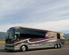 #1 on the lottery winning list...  Marathon Coach Luxury Prevost Bus w/ 6 bunks and bedroom