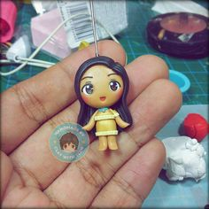 Clay With Fern @claywithfern Commissioned chib...Instagram photo   Websta (Webstagram)