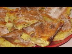 Plăcintă dobrogeană rețeta autentică - YouTube Romanian Food, Romanian Recipes, Crepe Cake, Cooking Recipes, Healthy Recipes, Pastry Cake, Dessert Recipes, Desserts, I Foods