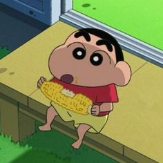Sinchan Wallpaper, Cartoon Wallpaper Hd, Cute Cartoon Pictures, Cute Love Cartoons, Sinchan Cartoon, Crayon Shin Chan, Chaeyoung Twice, Fanart, Doraemon