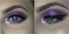 #makeup#purplemakeup