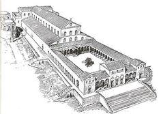 Más clases de arte: La basílica paleocristiana