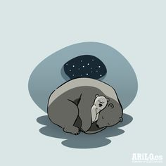 Osos polares // Polar bears Polaroid, Illustration, Snoopy, Fictional Characters, Art, Polar Bears, Illustrations, Art Background, Kunst