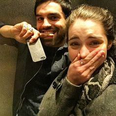 adelaide kane Trapped in an elevator post movie for all of ten minutes with no cell reception. Thanks to the terribly unhelpful emergency line lady and a HUGE THANK YOU to gentle man who busted us out.