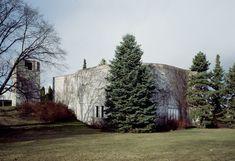 Snaroya Church by Hille Melbye Arkitekter