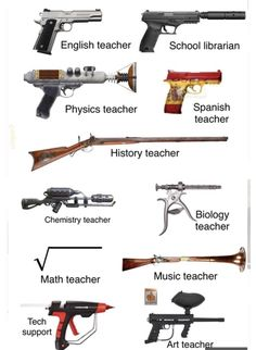 Different guns for different classes Funny Gaming Memes, Gamer Humor, Stupid Funny Memes, Funny Games, Funny Relatable Memes, Hilarious, Army Jokes, Military Memes, Dead Memes