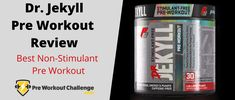 If you are interested in a stimulant-free pre workout supplement that will still provide muscle pumps and get you motivated, you have to check out this Dr. Jekyll pre workout review. Muscle Building Supplements, Pre Workout Supplement, Workout Challenge, Build Muscle, Room Ideas, Challenges, Pumps, Motivation, Check