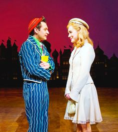 Galinda and Baq #Wicked #Musical #Theatre