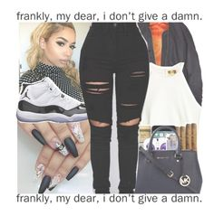 """""""🍣panda contest🍣"""" by geazybxtch24 ❤ liked on Polyvore featuring Vetements, H&M, Concord and Franklin"""