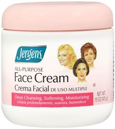8 Classic Cold Creams to Save Your Skin This Winter - Jergens All-Purpose Face Cream Skin Care Cream, Skin Cream, Eye Cream, Skin Care Routine Steps, Skin Care Tips, Anti Aging Tips, Anti Aging Skin Care, Deep, Psoriasis Treatment Cream