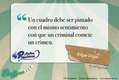 Frases Edgar Degas