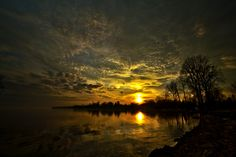 Dark Sunset by Matt Molloy, via 500px