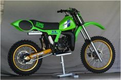 Remarkable 22 Best Kawasaki Kx125 Images Motocross Dirtbikes Dirt Bikes Machost Co Dining Chair Design Ideas Machostcouk