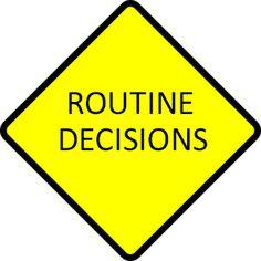 Focus on Better Decisions Rather than Workflow Improvement How To Focus Better, Kaizen, Motivation, News, Inspiration
