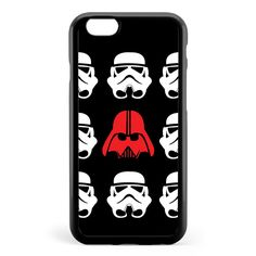 Darth Vader Between Stormtroopers Apple iPhone 6 / iPhone 6s Case Cover ISVA879