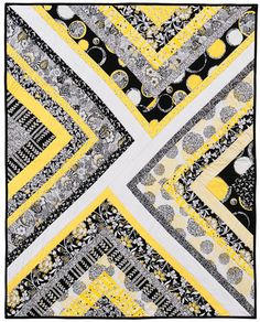 Free Quilt Pattern - Taxi Quilt