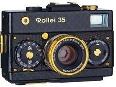 Rollei 35 Vintage Camera