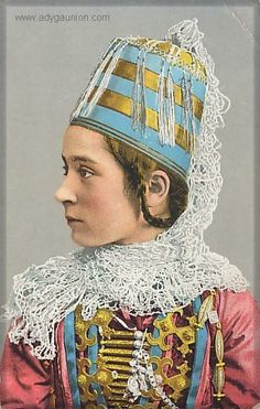 Kabardian Girl - c. 1905
