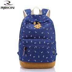 Moda escola mochila para adolescentes mochila laptop mochila mochila feminina em   de   no AliExpress.com | Alibaba Group