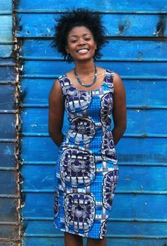 Women's Ethical Fashion using African Print Fabric | kampalafair.com