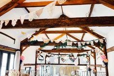 Doily Wedding Bunting Ideas Decor Decoration http://www.frecklephotography.co.uk/
