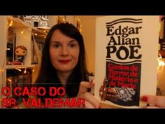[CONTO] O caso do Sr. Valdemar (Edgar Allan Poe) | Mês do Horror - Ano IV