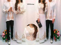 White Aidil Couple