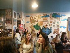 Le Loir dans la Théière: Tea & Delicious Desserts   Just Some Girl in France