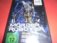 """Mörder Roboter  """"OVP/NEU"""""""