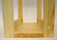 Tekninen työ - Lehtikeräysteline Floor Chair, Divider, Flooring, Room, Diy, Furniture, Home Decor, Bedroom, Decoration Home