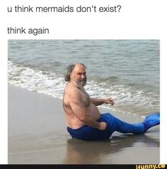 wOW THIS IS REAL PROOF MERMAIDS ARE REAL GUYS