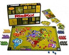 Risiko: il gioco da tavolo più amato al mondo La prima edizione italiana è del 1968, pubblicata da Giochi Club che, distribuendo giochi per varie ditte europee, fuse insieme le caratteristiche delle diverse edizioni.  Il nome apparteneva all'ed #risiko #giocodatavolo #anni80