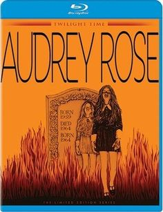 Audrey Rose - Blu-Ray (Twilight Time Ltd. Region Free) Release Date: October 14, 2014 (Screen Archives Entertainment U.S.)