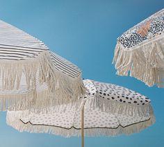 Cutest Beach Umbrellas