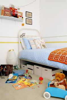 Chambre de garçon // Boy's room