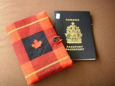 Passport holder for two Alaska Travel, Passport Cover, Travel Trip, Quilt Patterns, Jet, Quilting, Sewing, Passport, Dressmaking