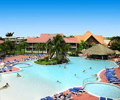 IFA Villas Bavaro, Resort and Spa, in the Dominican Republic:)